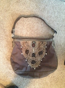 Anthro Purse